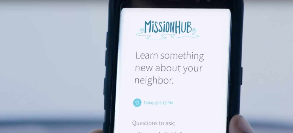 Are you interruptible_ Using MissionHub in 2019